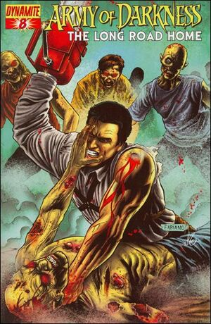 Army of Darkness Vol 2 8 Cover A
