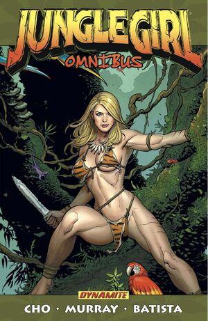 Jungle Girl Omnibus Cover