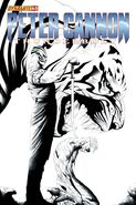 Peter Cannon 03 Cover Lee BW