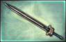General Sword - 2nd Weapon (DW8)