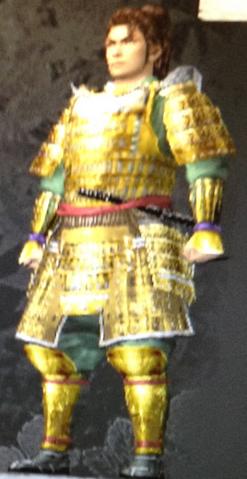 File:Ashura Armor (Kessen III).png