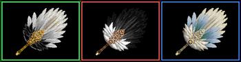 DW Strikeforce - Feather Fan 5