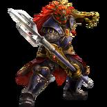 Ganondorf Trident - HW