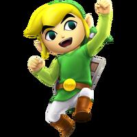 Toon Link - HW