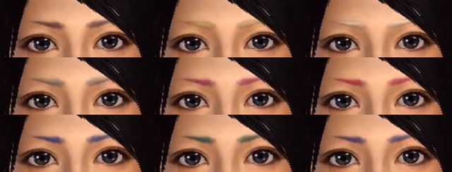 File:Eyebrow Colors (DW7E).png