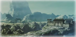 Mt. Qi (DW8)