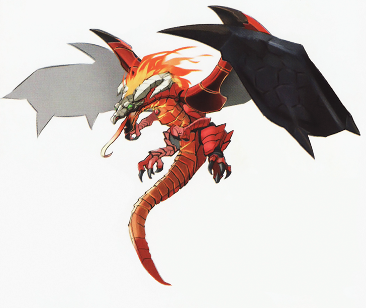 Image - Volga Dragon Form Concept (HW).png | Koei Wiki | FANDOM ...