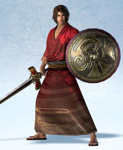 File:Muneshige Tachibana Yukata Costume (SW4E DLC).jpg