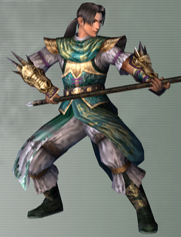 File:DW5 Jiang Wei Alternate Outfit.png