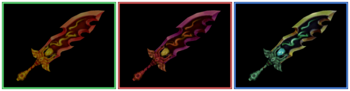 DW Strikeforce - Sword 23