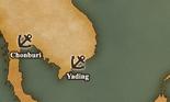 South China Sea - Port Map 1 (UW5)