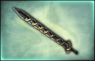 Flaming Sword - 2nd Weapon (DW8)