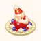 Santa Mini Cake (TMR)