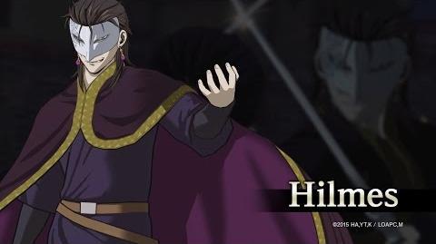 Arslan The Warriors of Legend Hilmes Character Highlight