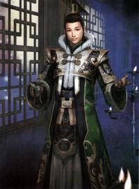 Liushan-dw8art