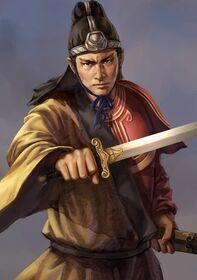 ROTK12 Xiahou He