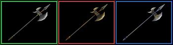 DW Strikeforce - Polearm
