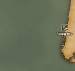 Chile - Port Map 1 (UW5)