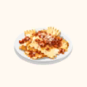 File:Pappardelle with Ragu Sauce (TMR).png