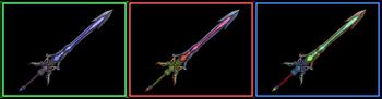 DW Strikeforce - Long Sword 9