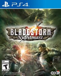 Bladestorm Nightmare NA Box Art