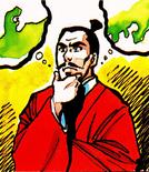Nobunaga Oda Artwork (NASGY)