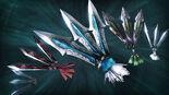 Jin Weapon Wallpaper 7 (DW8 DLC)