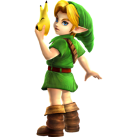 Young Link - HW