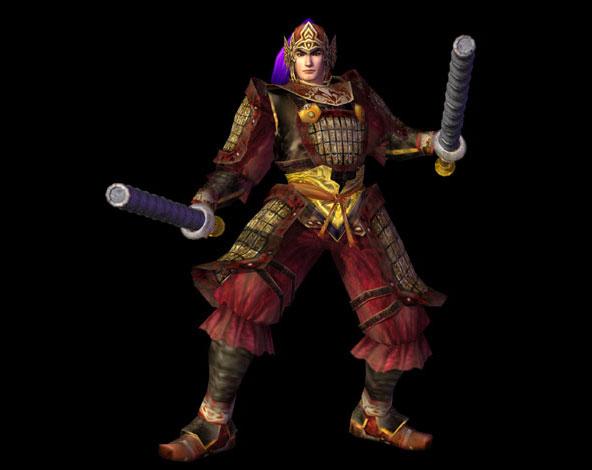 File:Dynasty Warriors 3 Render - Taishi Ci.jpg