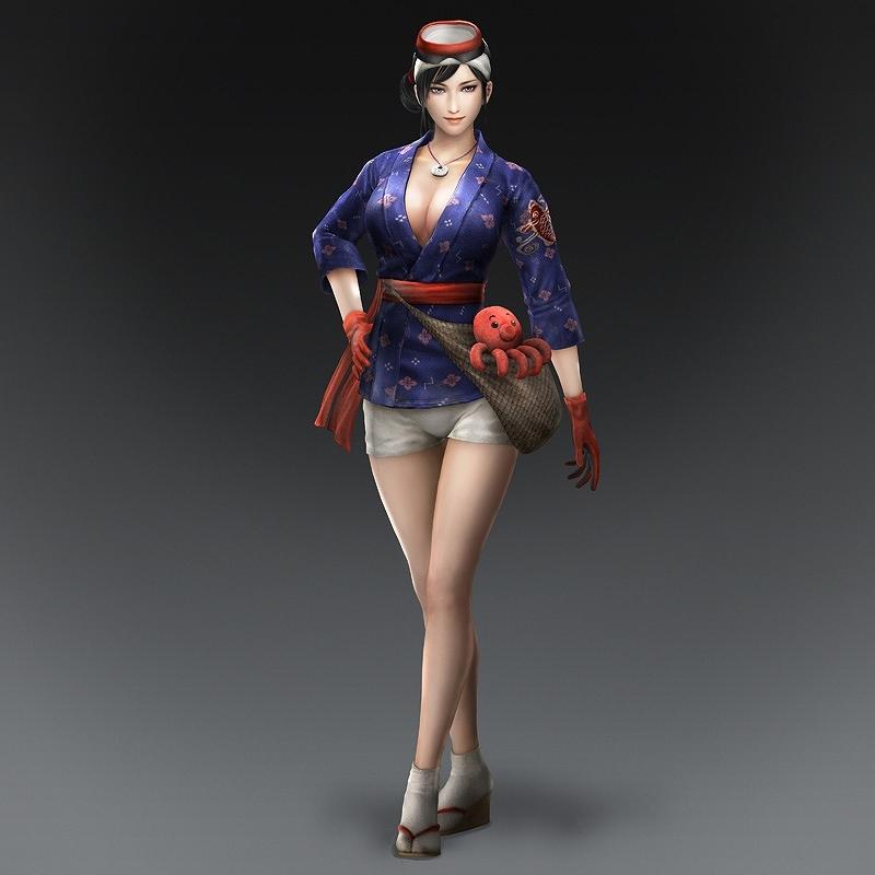 Warriors Orochi 3 Lian Shi: Image - Lianshi Job Costume (DW8 DLC).jpg