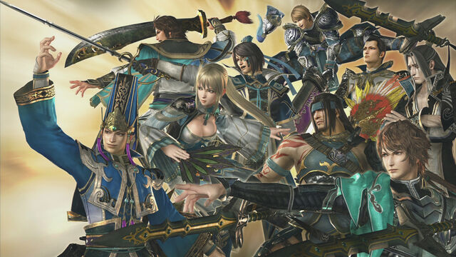 File:Dynasty Warriors 7 DLC - Jin Wallpaper.jpg