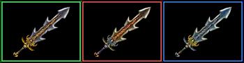 DW Strikeforce - Sword 17