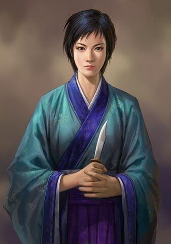 File:Xiahou Lingnu (ROTK12).jpg