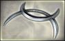 Deer Horn Knives - 1st Weapon (DW8XL)
