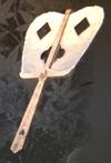 Wicker War Fan (Kessen III)