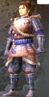 Armor of Serene Courage (Kessen III)