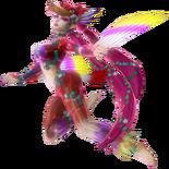 Link Great Fairy Rank 3 - HW