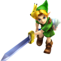 Young Link Sword - HW