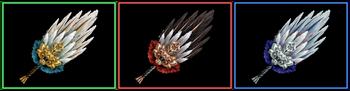 DW Strikeforce - Feather Fan 7