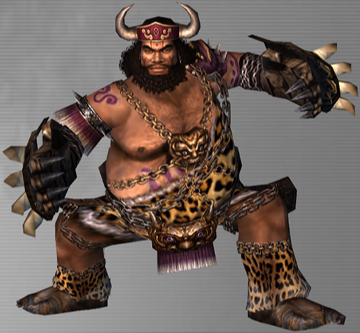 File:DW5 Meng Huo Alternate Outfit.png