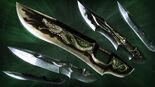 Shu Weapon Wallpaper 4 (DW8 DLC)