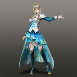 WangYuanji-DW7-DLC-Fantasy Costume