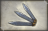 Throwing Knives - 1st Weapon (DW7)