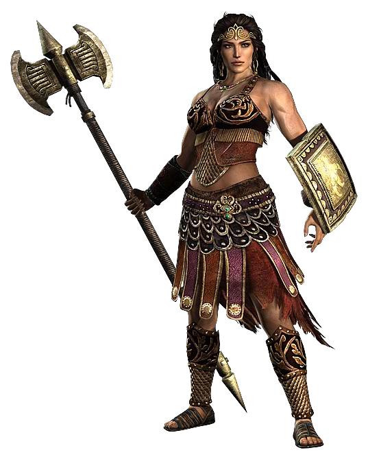 Warriors Legends Of Troy Arena