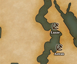 North Nile River - Port Map 1 (UW5)