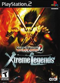 Samurai Warriors 2 Xtreme Legends Case