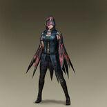 Female Soul Sacrifice Gear (TKD DLC)