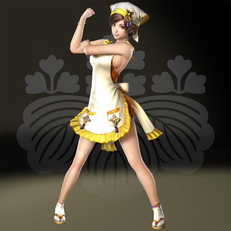Warriors Orochi 4 Dlc November 29: Image - Nene Special Clothes (SW4 DLC).jpg