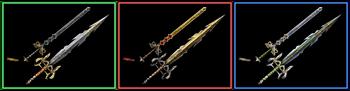 DW Strikeforce - Twin Swords 5