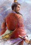 Sun Quan Watercolor Artwork (ROTK13PUK DLC)